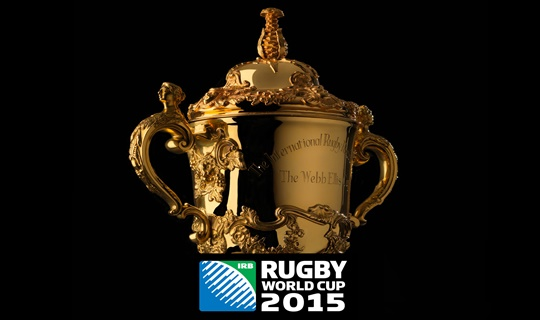 The Final Four Candidates in the Rugby World Cup
