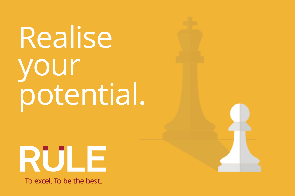 Realise your potential - my year in recruitment
