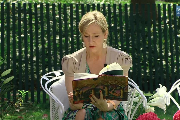 J. K. Rowling - Celebrities Who Would Make Awesome Recruiters