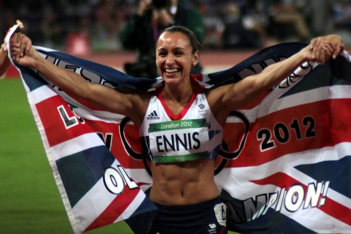 Jessica Ennis - Hill - Celebrities Who Would Make Awesome Recruiters