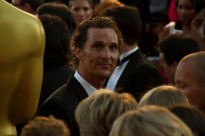 Matthew McConaughey - Celebrities Who Would Make Awesome Recruiters