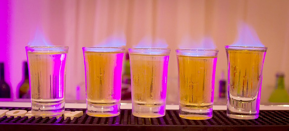 Shots! The Recruitment Drinking Game