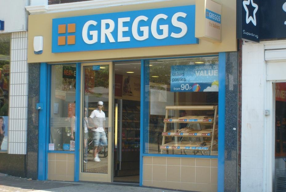 Greggs - The Recruitment Food Chain