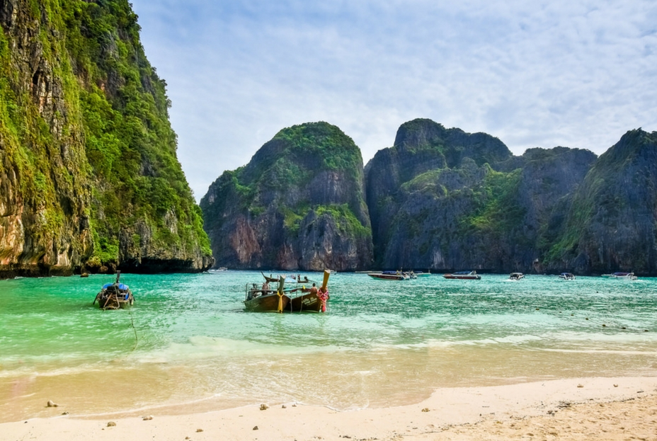 Thailand Island Hopping - Best Holidays for Recruiters