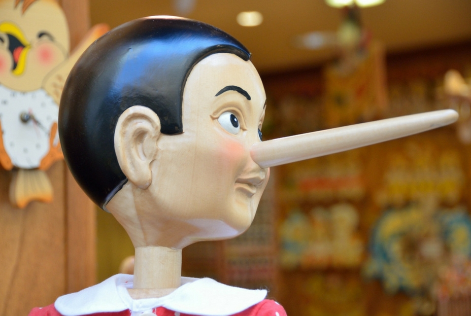 Picture of Pinocchio Doll