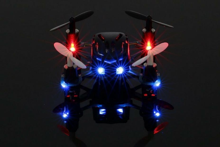 Hubsan Q4 Nano Quadcopter - Discovery Store - Desk Gadgets