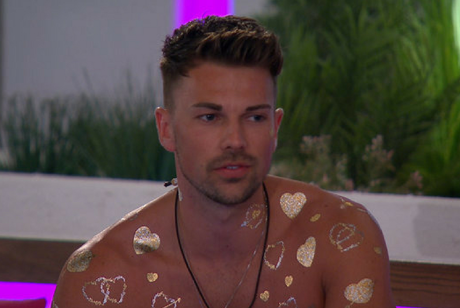 Sam Bird - Love Island 2018