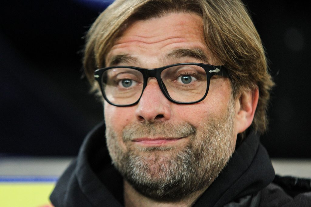 Jurgen Klopp's Heavy Metal Football
