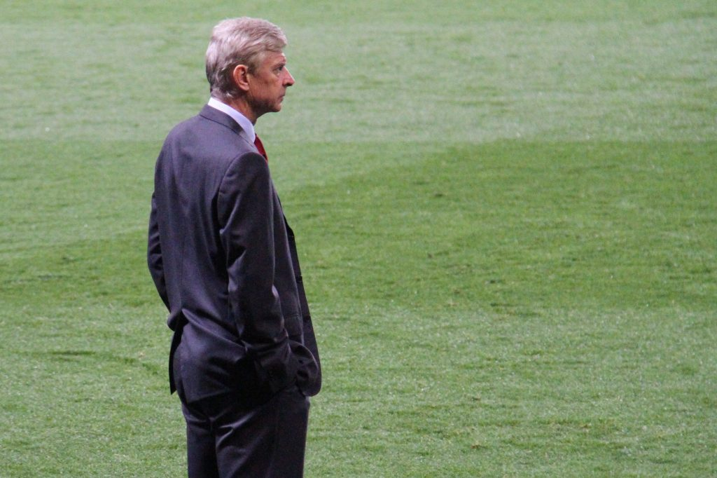 Giving up - Arsene Wenger Recruitment Tactics